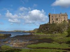 The legendary Fairy Flag passed on by Scottish clan leaders for over years Clan Macleod, West Coast Scotland, Scottish Clans, His Travel, Interesting History, Places To See, Monument Valley, Travel Destinations, Castle