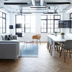 Scandinavian interiors are gorgeous climate