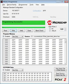 pickit2 software