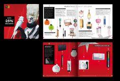 Revista Navidad para Sephora.
