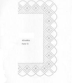 Patrones para Encajes de Bolillos - Pasqualino Marchese - Веб-альбомы Picasa