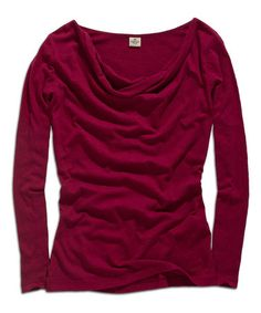 Another great find on #zulily! Rhododendron Drape Neck Top #zulilyfinds