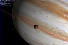Δορυφόρος του Δία - Αμάλθεια Incense, Planets, Celestial, Astronomy