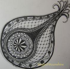 Zentangle Gourd