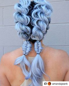 How to care for pastel hair tips for pastel pink hair fresh. Hair coloring inspirational using outstanding heres every hair color kylie jenner has ever worn her campus. Spectacular pastel blue hair color inspirations for hair coloring. Summer Hairstyles, Pretty Hairstyles, Braided Hairstyles, Hairstyle Ideas, Trending Hairstyles, Latest Hairstyles, Blue Hairstyles, Updo Hairstyle, Quick Hairstyles
