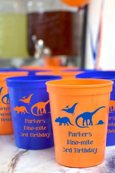 16 Dinosaur Party Food Boxes ~ Childrens Picnic Loot Birthday Party Bag Box