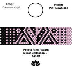 peyote ring patternPDF-Download 408R
