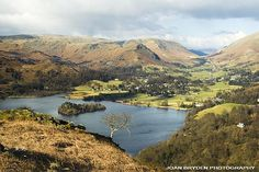 Grasmere from Loughrigg Fell, The Lake District, Cumbria