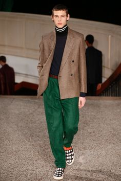 Paul Smith: menswear fall/winter 2016-2017