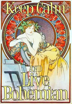 KEEP CALM...Live Bohemian! #bohemian ✌k✌ #boho