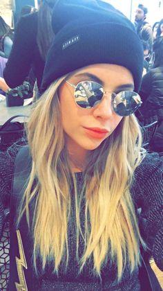 Ashley Benson selfie