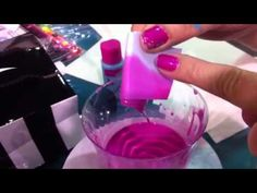 How to dye ribbon (easily!) || Crafty Chica - YouTube