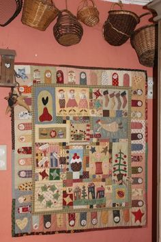 per fer-lo amb robes estampades de Nadal, com la cabane du bucheron amb robes de animals...