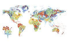 Wonderful World - Tapetit / tapetti - Photowall