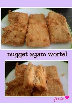 NUGGET AYAM WORTEL simple