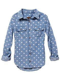 http://hamptonbay-lighting.net/hampton-bay-lighting-parts/ hampton bay lighting  polka dot denim shirt my-style-3