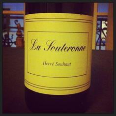 La Souteronne - Hervé Souhaut vin biologique, pas terrible