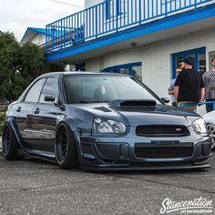 • @seaairraw • clean setup 05 Subaru blob