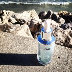 "Wishing we were here with our Bright Renew Original Serum, enjoying the sunshine. Summer, where are you?  Check out the other #myLANEIGE contest winners and ""like"" your favorite to help determine who gets the grand prize!"