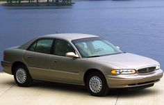 Cheap & Reliable Used Car Under $3000: Buick Century 1997-2005=