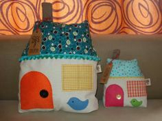 Creacion de Coconut #decoracion #habitaciones #niños Lunch Box, Ideas, Scrappy Quilts, Kids Rooms, The Creation, Toss Pillows, Toys, Home, Blue Prints