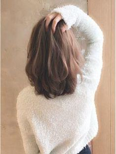 Short brunette cut | SO cute