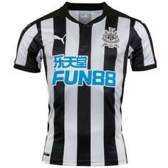 Newcastle United Home Soccer Jersey 17/18 This Newcastle United Home Football Shirt 2017 2018. The Newcastle United 17-18 home shirt features a special crest to celebrate the 125th anniversary of the club. The new Newcastle United 2017-18 home shirt features the iconic black and white stripes design. Compared to most recent seasons, the Newcastle 17-18 kit […]