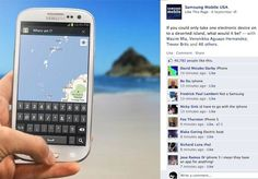 Samsung's Post On Facebook Backfires, Turns Out People Want iPhone 5 More Than Galaxy S III