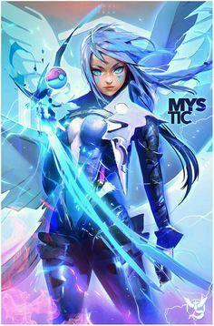 Mystic leader pkmn