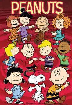 Charlie Brown - Snoopy & The Peanuts Gang Peanuts Gang, Die Peanuts, Peanuts Cartoon, Snoopy Cartoon, Charlie Brown Y Snoopy, Charlie Brown Christmas, Peanuts Characters, Cartoon Characters, Charlie Brown Characters