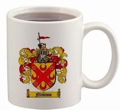 Arnold Coat of Arms Mug / Family Crest 11 ounce cup Jones Family Crest, Burton Coat, Brady Family, Simmons Family, Sullivan Family, Irish Coat Of Arms, Robertson Family, Arms Crossed, Bathing