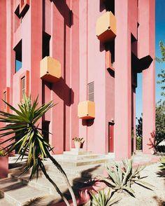 "2,459 Likes, 6 Comments - Minimal Zine (@minimalzine) on Instagram: ""'La Muralla Roja' behind the lens of the photographer Gregori Civera @gregori_civera x #minimalzine…"""