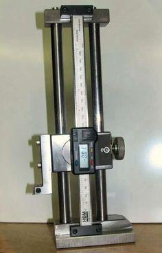 Marking Gauge by c.phili -- A marking gauge 100%...