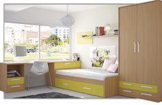 Dormitorio Juvenil | 20 JUV BOO 38