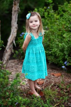"""Love this project for any age! I have a skirt out of our """"Ruffles and Ridges"""" with just a shirred waistband and I love it!"""