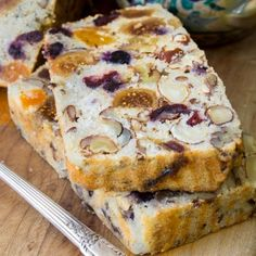 Paleo Toasting Bread. It looks more like dessert to me! ~CAWeStruck