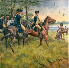 General Lafayette during the Yorktown , Virginia campaign of American Revolution American Revolutionary War, Native American History, American Civil War, Early American, British History, Military Art, Military History, Military Uniforms, Independencia Usa