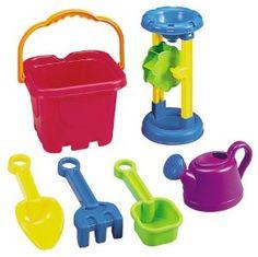 Amazon.com: Kidoozi Castle Bucket Set: Toys & Games