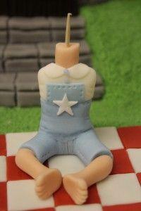 Comment modeler votre 1er personnage en pâte à sucre ? | Le blog de Place des Loisirs Christmas Ornaments, Place, Holiday Decor, Blog, Sugar Paste, Hobbies, Persona, Figurine, Christmas Jewelry