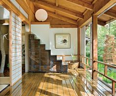 Japanese Style Home Design traditional japanese house design with stunning forest | japan
