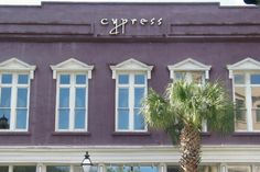 Cypress in Charleston, SC- amazing food and excellent service.