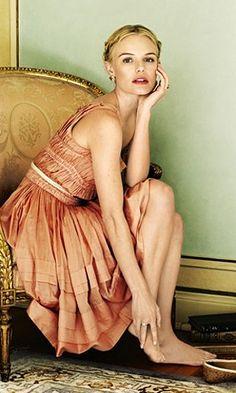 vintage orange cotton dress nina ricci