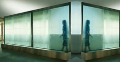 water wall glass - Google Search