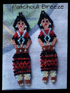 Navajo n a rug dress...my own design