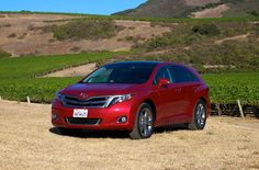 Is the 2013 Toyota Venza your next boomer road trip car? Read the review.