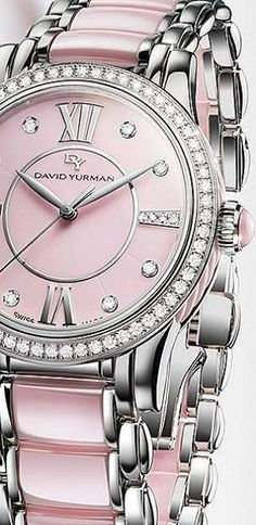 David Yurman Pink for a Purpose ♥✤ | KeepSmiling | BeStayClassy