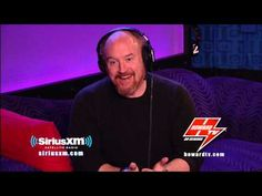 As Featured on Howard Stern Show!!-  Louis C.K on  GARBO sofa