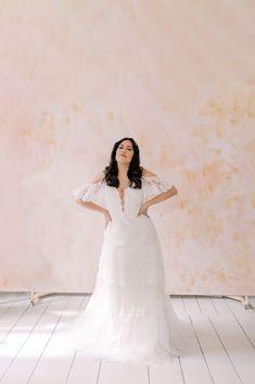 70s Glam Bridal Editorial now featured on The White Wren by Miriam Kaulbarsch Fotografie, Berlin 70s Glam, Wren, Editorial, Wedding Inspiration, Boho, Bridal, Elegant, Wedding Dresses, Fashion