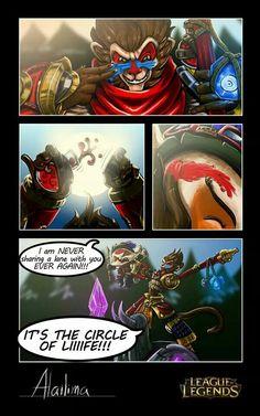 League of Legends Lolz