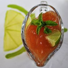 Трактир: Яблочно-мятный мармелад